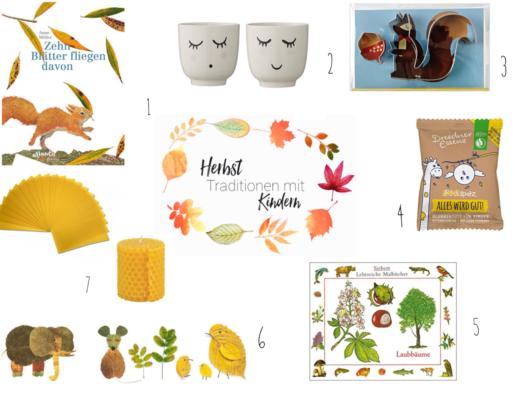 7 Herbst Traditionen mit Kindern