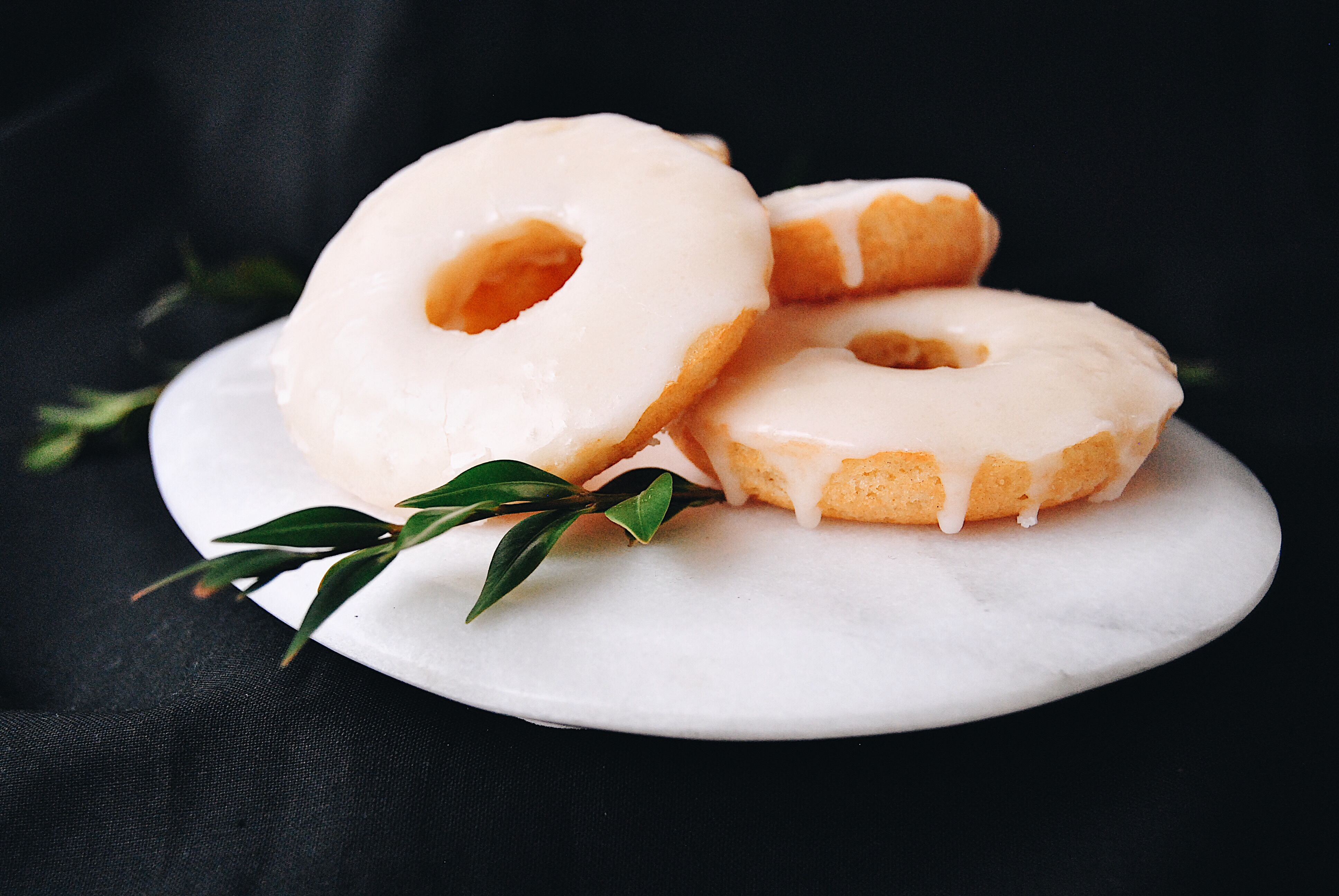 Backed Donuts, Donuts gebacken