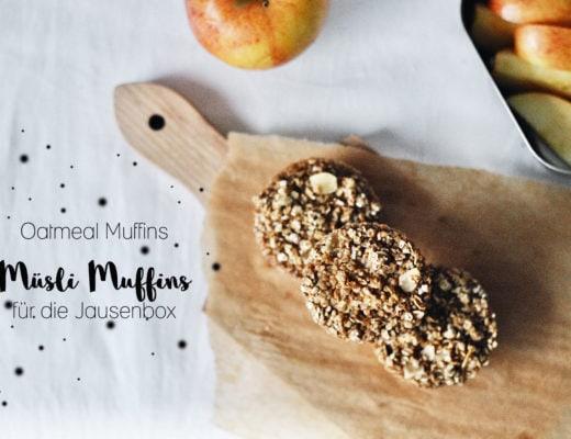 Müslimuffins Oatmeal Muffins