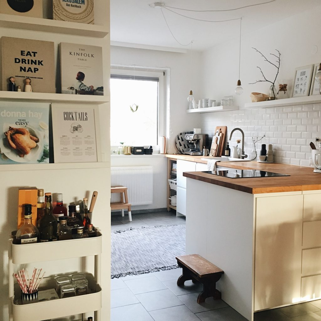 Küche, Kücheneinblick