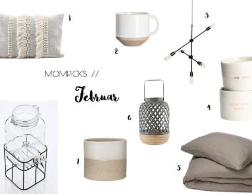 Mompicks Februar, Shoppingtipps, Wishlist, Interior Decor
