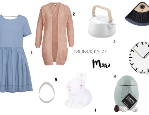 Shoppingstipps, Mompicks Wishlist Maerz