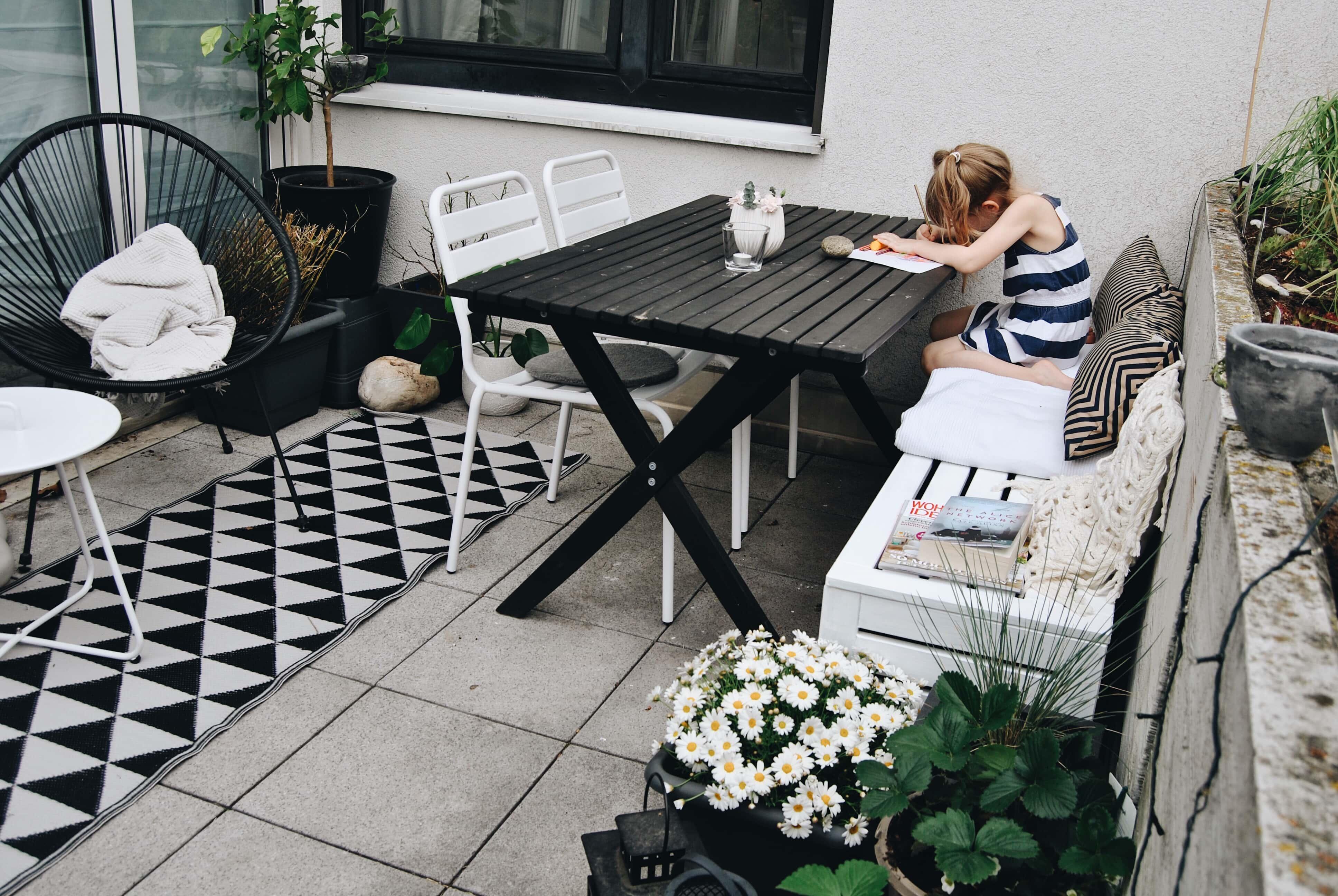 Tipps für Terrasse und Balkon
