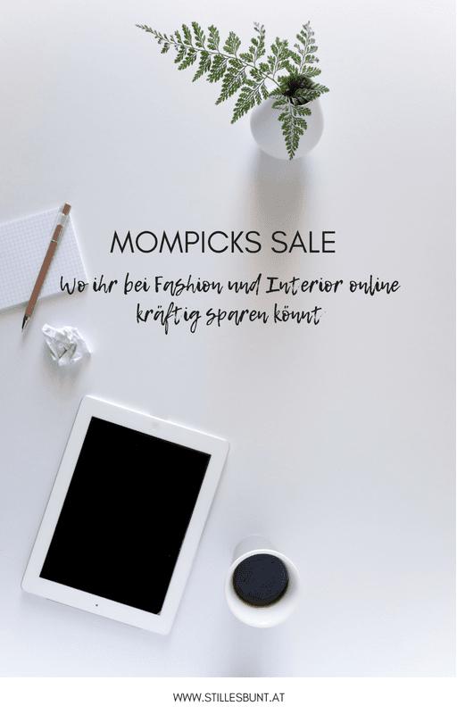 Sale Schnaeppchen Fashion und Interior stilles bunt