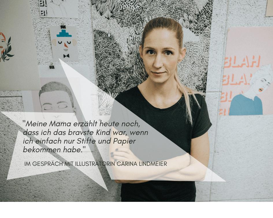 Carina Lindmeier Illustratorin