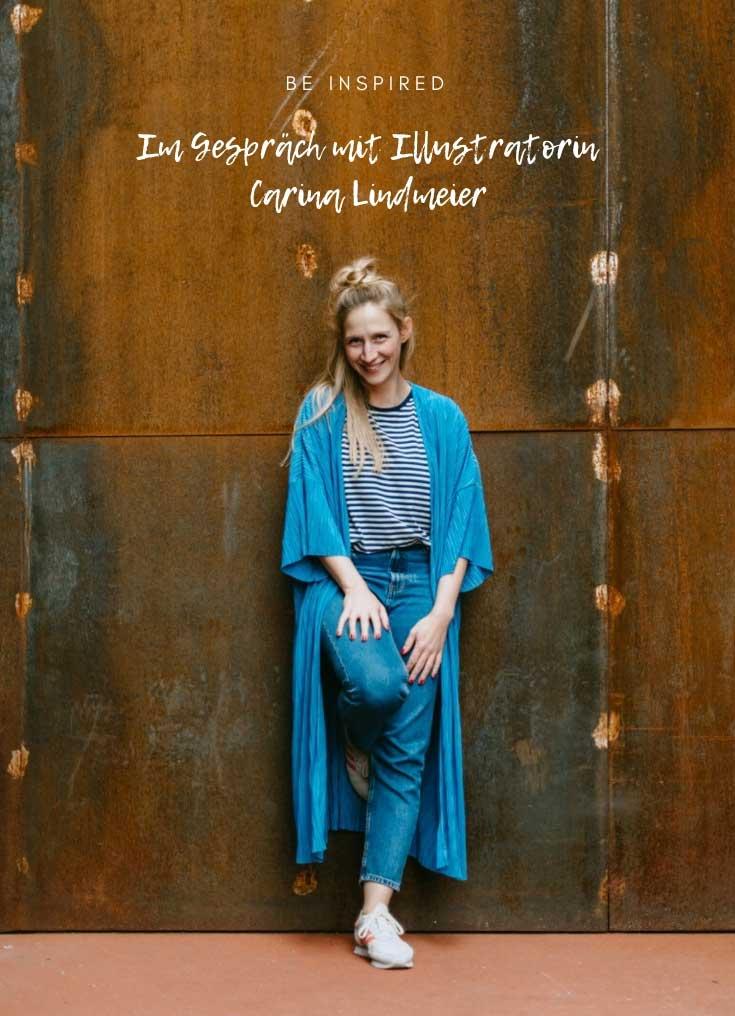 Carina Lindmeier, Illustratorin, Illustration, Interview, Portrait