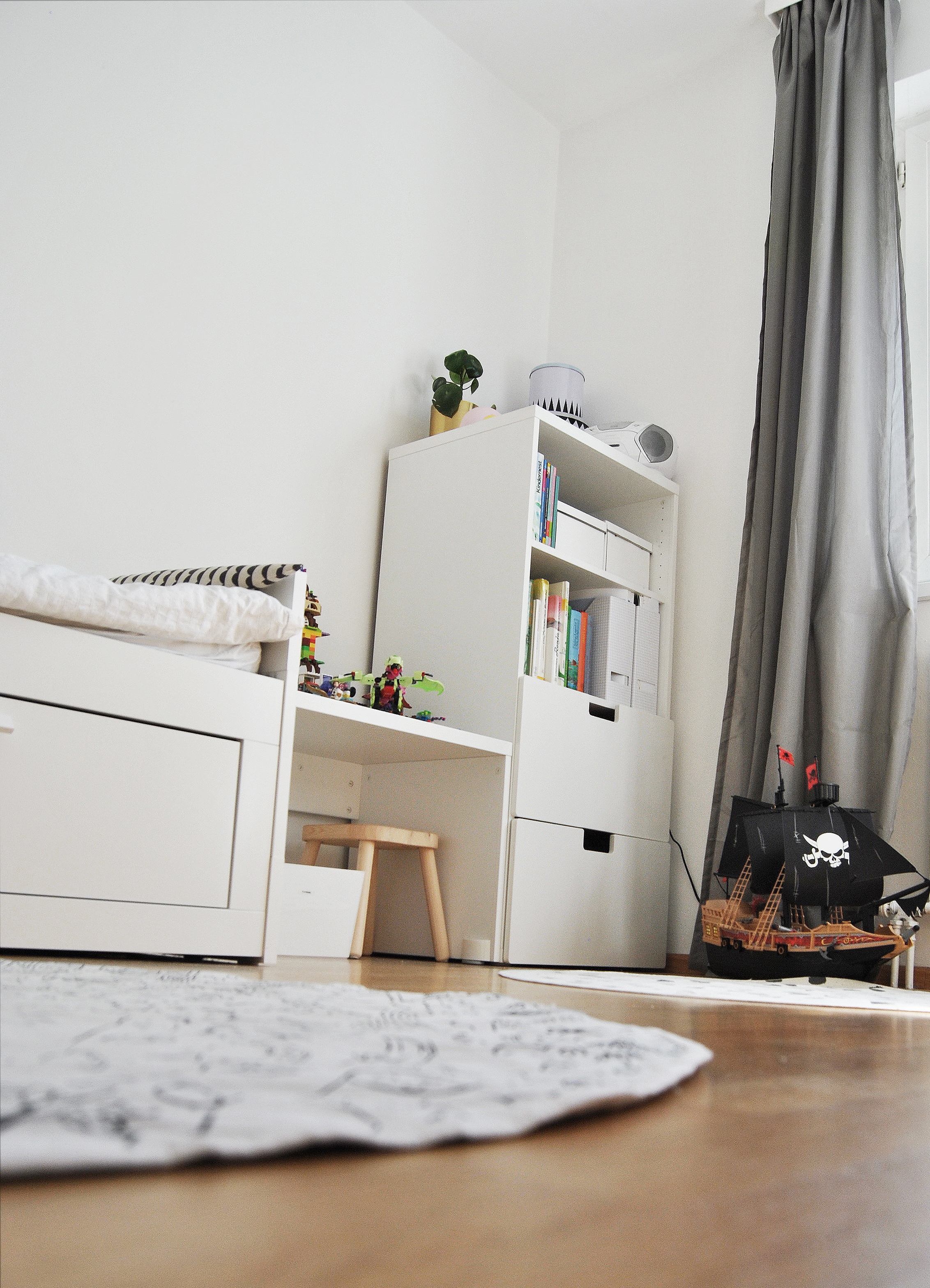 Kinderzimmer Einblick