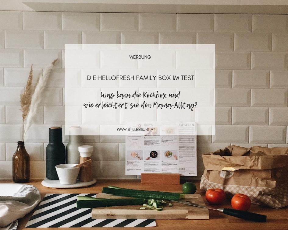 HelloFresh Kochen mit Kindern