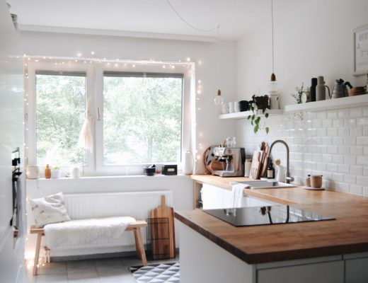 Küche skandinavisch