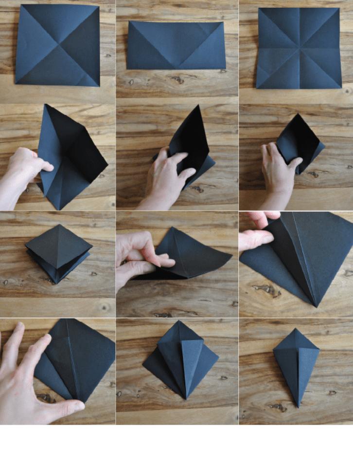 papier-tannen-falten-1