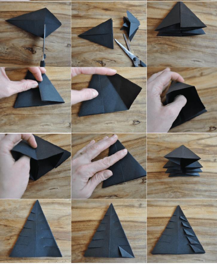 papier-tannen-falten-2