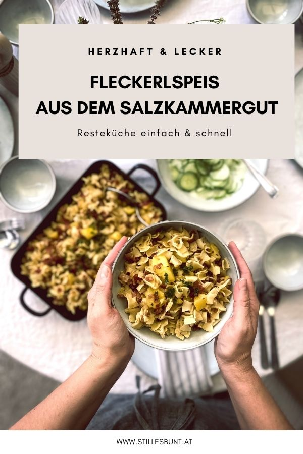 Fleckerlspeise-Salzkammergut